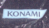 Official Konami Shirk Wrap
